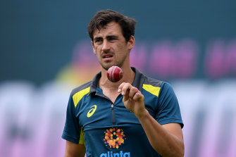 Mitchell Starc has backed NSW for holding out against Cricket Australia's call to cut staff.