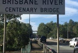 Work will begin to widen the Centenary Bridge at Jindalee.
