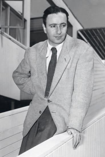 Architect Harry Seidler.