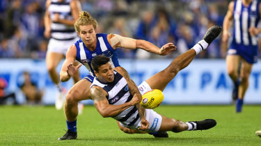Will Tim Kelly's star Cats teammates take Brownlow votes away from him?
