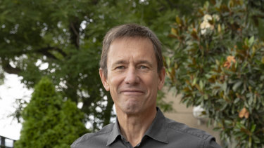 Mark Tercek, the out-going chief executive of The Nature Conservancy, at a volunteer summit in Washington DC in June 2019.
