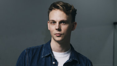Dancer and choreographer Mitchell Woodcock has been nominated for a Helpmann Award.