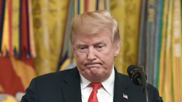 US President Donald Trump is reported to have decided to impose another $US200b of tariffs on China.