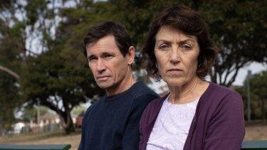 Jon and Meryn O'Brien lost their son Jack when MH17 was shot down.