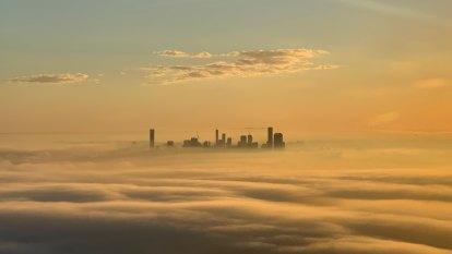 Brisbane's morning blanket: more fog possible this week