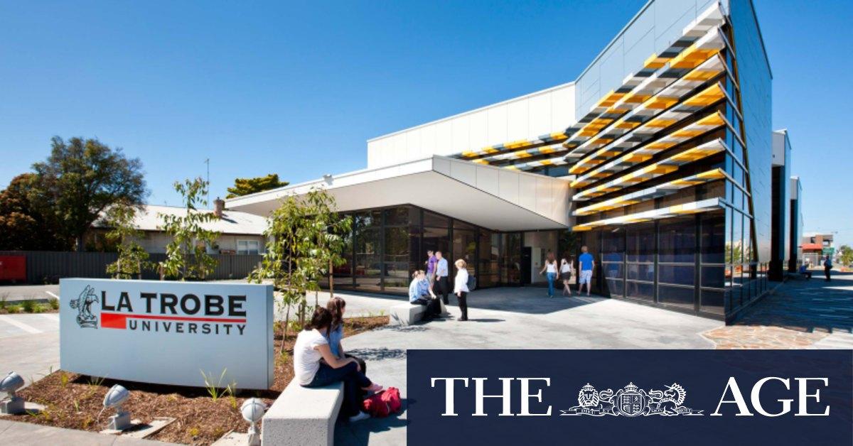 The gloom after no boom: La Trobe University suffers heaviest hit
