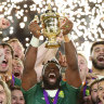 South Africa in talks to leave Rugby Championship and join Six Nations: report