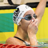 2021 Australian Swimming Trials as it happened: McKeown breaks world record as Titmus posts sizzling time