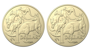 The Royal Australian Mint has launched a treasure hunt, releasing 3 million $1 coins marked with the letters A, U and S.