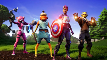 Fortnite's Season 4 includes a crossover with Disney's Marvel characters, but it's not available on iPhone.