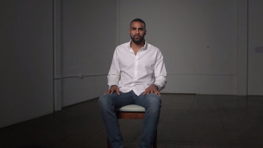 Collingwood premiership player Heritier Lumumba details his experiences of racism in the AFL in SBS documentary Fair Game.