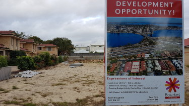 The Canning Bridge zone is transforming.