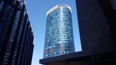 Woodside's Perth HQ.