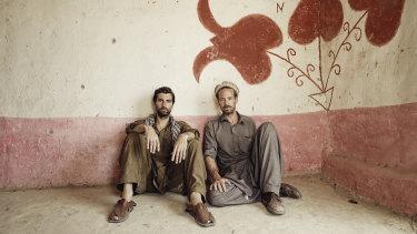 Sam Smith and Benjamin Gilmour.