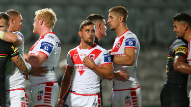 The NRL is powering on with plans to restart the competition.