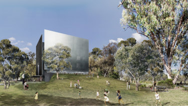 The new Shepparton Art Museum will open at the end of 2020.