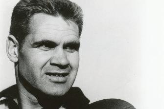 "Geelong legend Graham ""Polly"" Farmer."
