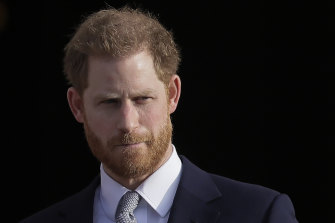 Prince Harry's new job has been described by some as 'woke'.