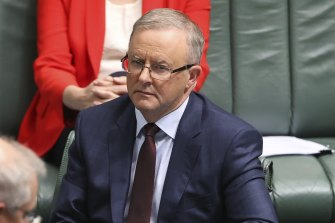 Opposition Leader Anthony Albanese is facing concerns within his party about how to win over blue collar voters.