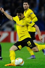 Sydney FC thought they were in with a chance at signing Shinji Kagawa in the January window.