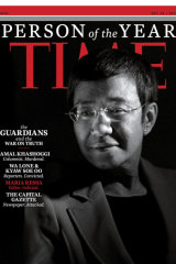 Ressa was one of Time's Persons of the Year.