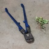 Bolt cutters found at the scene.