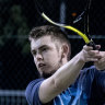 'Tennis is not booming': Why Australians are shunning competitive sports