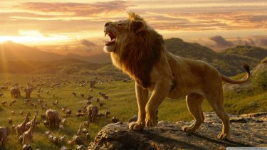 Making films such as The Lion King with an aim for a PG rating can significantly boost their box-office sales.