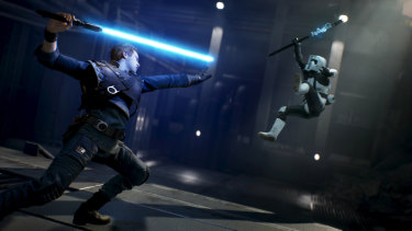 Star Wars Jedi: Fallen Order is a new story-driven game releasing in November.