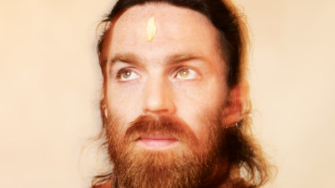 Nick Murphy, formerly known as Chet Faker, still rocks his signature beard.