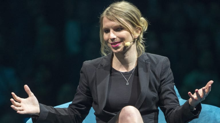 New Zealand has given Chelsea Manning special dispensation to apply for a visa.