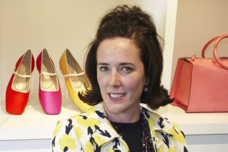Remembered ... Kate Spade.