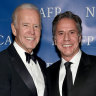 Biden's pick for the next secretary of state is Australia's choice too