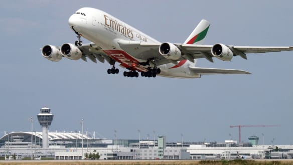 Emirates to end A380 services to Brisbane