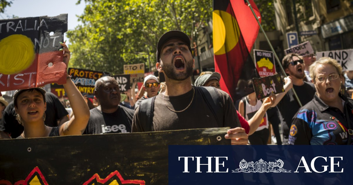 Crowd marshals, masks for all: Invasion Day rally organisers unveil COVID-safe plan
