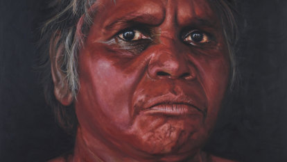 Chance meeting leads to Archibald Prize People's Choice win