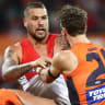 Buddy or bust: Swans endure finals deja vu