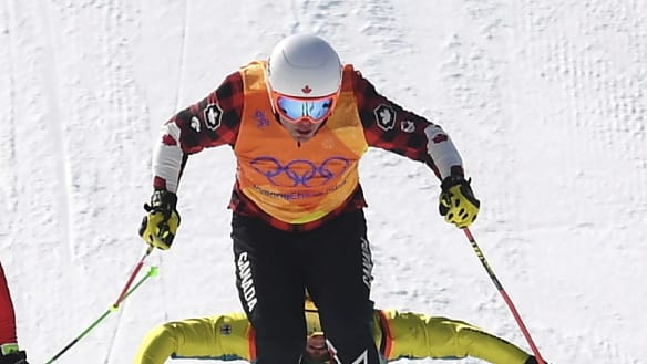 Canada skier arrested, fined for Olympic car theft