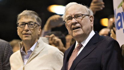 Warren Buffett resigns from Gates Foundation, has donated half his fortune