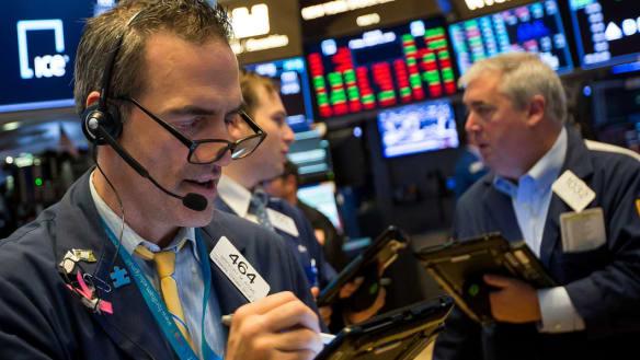 'Light through the clouds': Markets gain as Wall Street bulls feed on good news