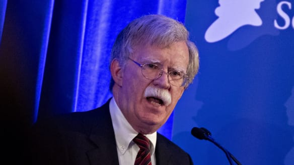 Bolton says Russian meddling in US elections hardly had any effect