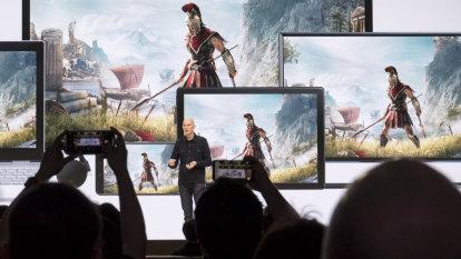 Google unveils plan to shake up $198b video game market