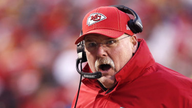 Kansas City head coach Andy Reid has done it all during his long career in the NFL – except win a Super Bowl.