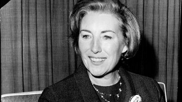 Vera Lynn pictured in 1968.