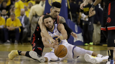 Swarmed: Steph Curry's career night wasn't enough for the Warriors.