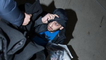 Ameer Jarrar, 18, is released on bail.