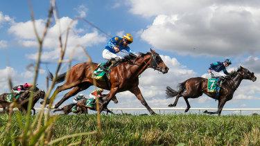 Racing returns to Quirindi on Monday.