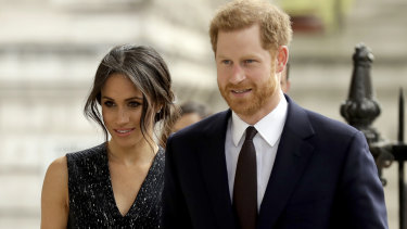 Meghan Markle will walk down the aisle with Prince Harry's father.