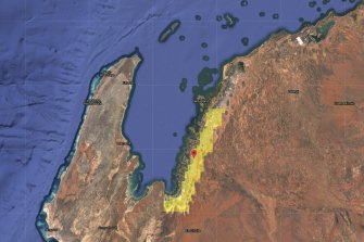Wyloo Metals has a live exploration licence on the eastern side of Exmouth Gulf for a potential sulphate of potash operation.