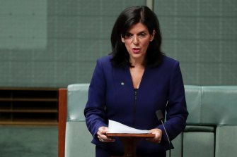 Julia Banks announced her departure from the Liberal Party and move to the crossbench in November 2018.